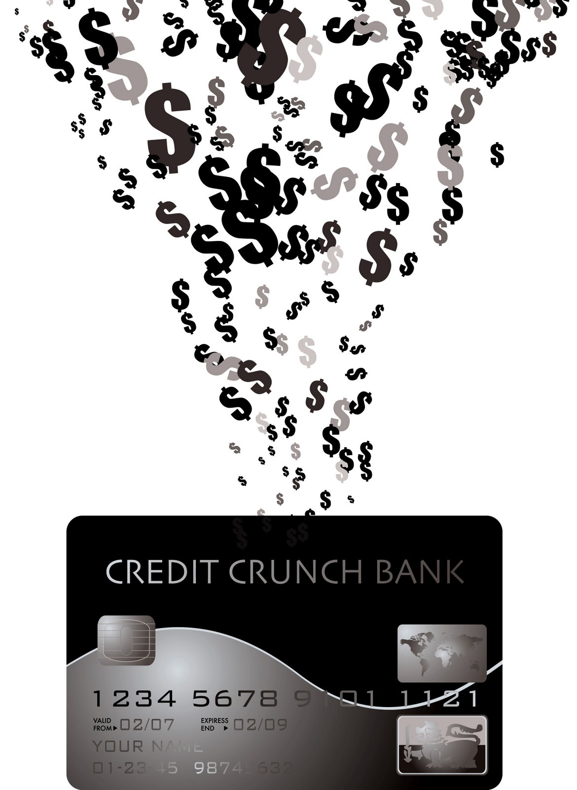 credit crunch This contribution deals with the impact of the credit crunch on the dutch housing  market and the policy responses of the dutch government so far reinhart and.